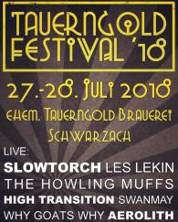 Tauerngold Festival 2018